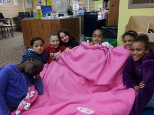 GOTR with blanket